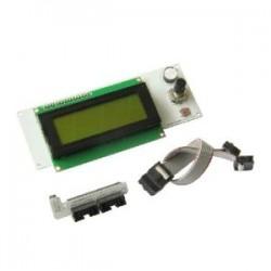 Reprap smart RAMPS1.4 LCD2004 display controller with adapter,Mendel,Prusa(clone)