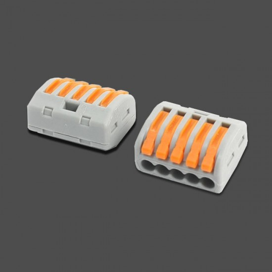 Multiple Quick Connector for Power Cables (5 Ports)