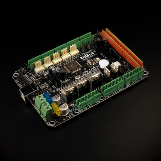 PiBot Controller Board Rev2.3 (3D Printer and Grbl CNC 2 in 1)