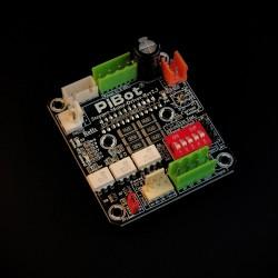 PiBot Stepper Motor Driver Rev2.3 (3.3V 5V or Dgnd logic max Output 4.12 - 4.5A)