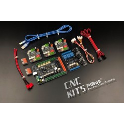 A Set of PiBot Electronics Kits 2.3C for CNC (Free Shipping)