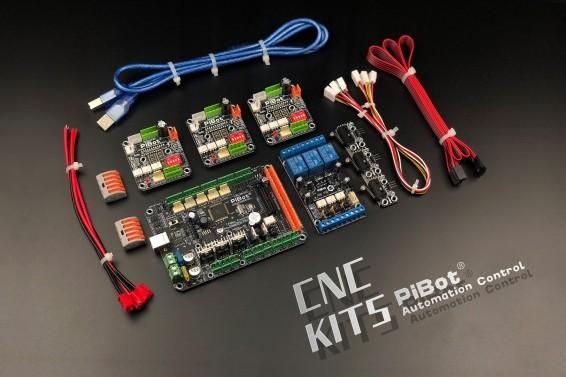A Set of PiBot Electronics Kits 2.3C for CNC (Free Shipping)