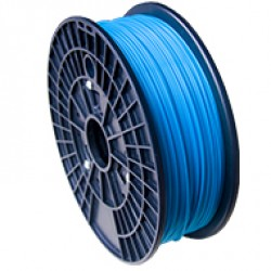 PLA Filament 1kg 1.75mm Blue - Slic3r Setting Already in Software