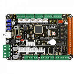 PiBot Controller Board Rev2.3 (3D Printer CNC Laser Engraver 3 in 1)