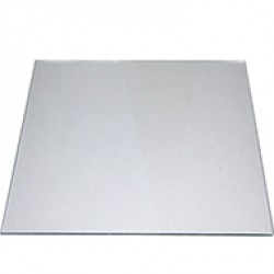 PiBot high borosilicate tempered glass A  250x250mm