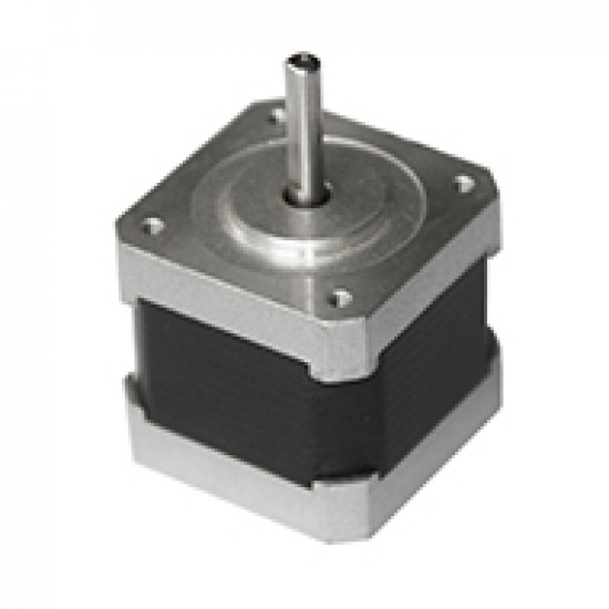 PiBot Nema17 Stepper Motor (1.65A 1.8° Low Noise and Calorific value 1100mm Cable)