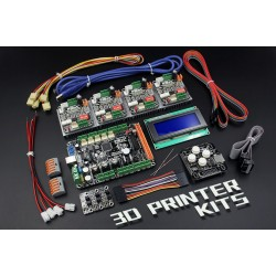 A Set of PiBot Electronics Kits 2.0D for 3D Printer (Free Shipping by DHL)