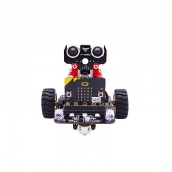 Robot Sets Programmable - micro:bit smart robot car with IR and APP