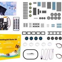 Robot Sets Programmable -  building:bit block kit based on micro:bit