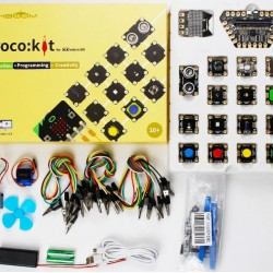 Robot Sets Programmable - Croco:kit sensor starter kit for micro:bit