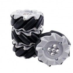 4PCS Mecanum Wheel for DIY robot car