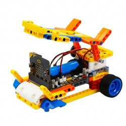 Robot Sets programmable - Running:bit based on Micro:bit compatible with LEGO