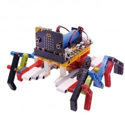 Robot Sets Programmable - Spider:bit Based on Micro:bit Compatible with LEGO