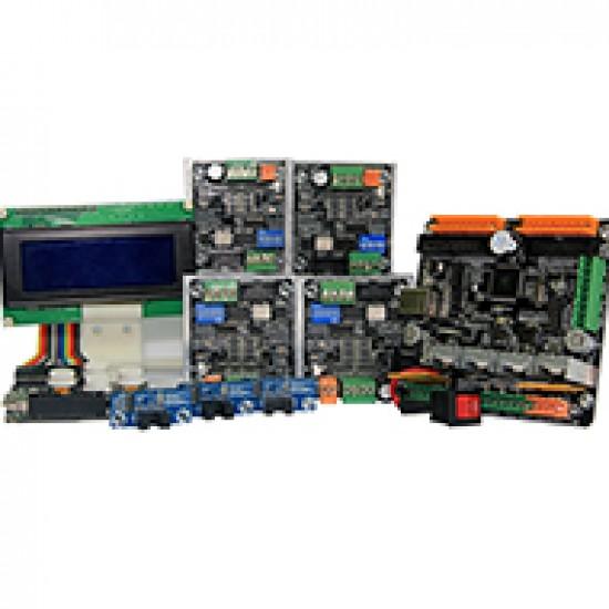 Free Shipping - PiBot 3D Printer Electronics Kits 1.0D