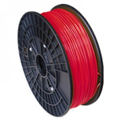 PLA Filament 1kg 1.75mm Red - Slic3r Setting Already in Software