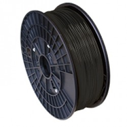 PLA Filament 1kg 1.75mm Black -- Slic3r Setting Already in Software