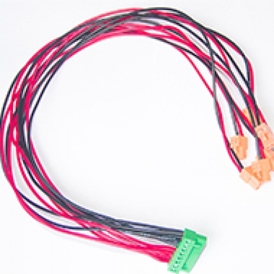 Stepper Motor Driver Power Cable for Controller Board Rev1.x