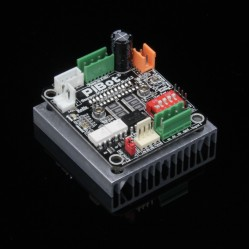 PiBot Stepper Motor Driver Rev2.3 (3.3V 5V or Dgnd logic max Output 4.12 - 4.5A)