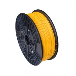 PLA Filament 1kg 1.75mm Yellow - Slic3r Setting Already in Software