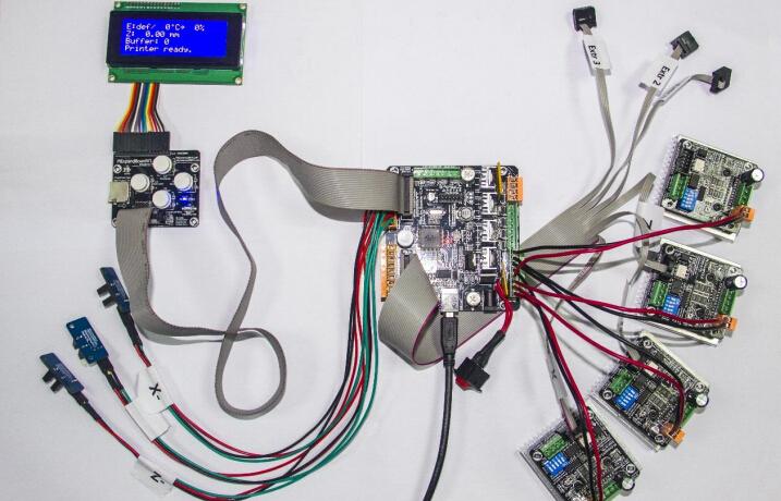 PiBot   3D Printer Electronic Kits